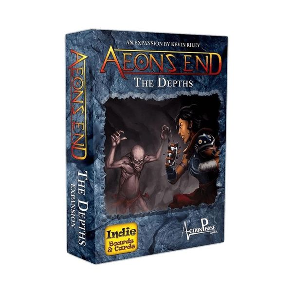 Aeons End The Depths 2nd Edition