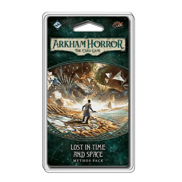 Arkham Horror Lost in Time and Space