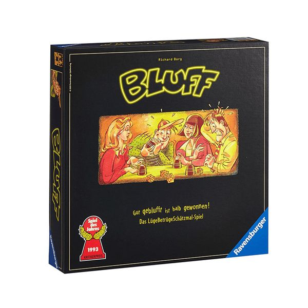 Bluff (Ravensburger) - Liar's Dice