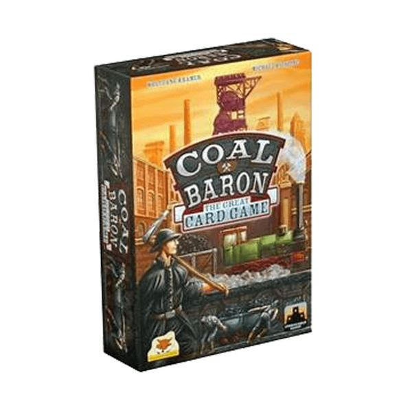Coal Baron: Card Game