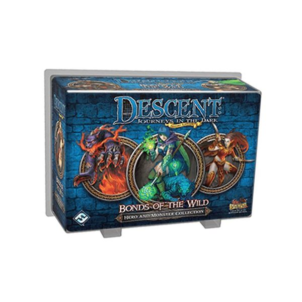 Descent: Journeys in the Dark (Second Edition) – Bonds of the Wild