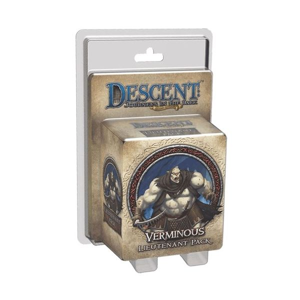 Descent: Journeys in the Dark (Second Edition) – Verminous Lieutenant Pack