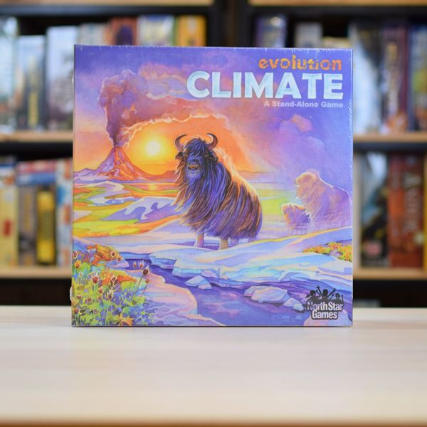 Evolution Climate A Stand-alone Game
