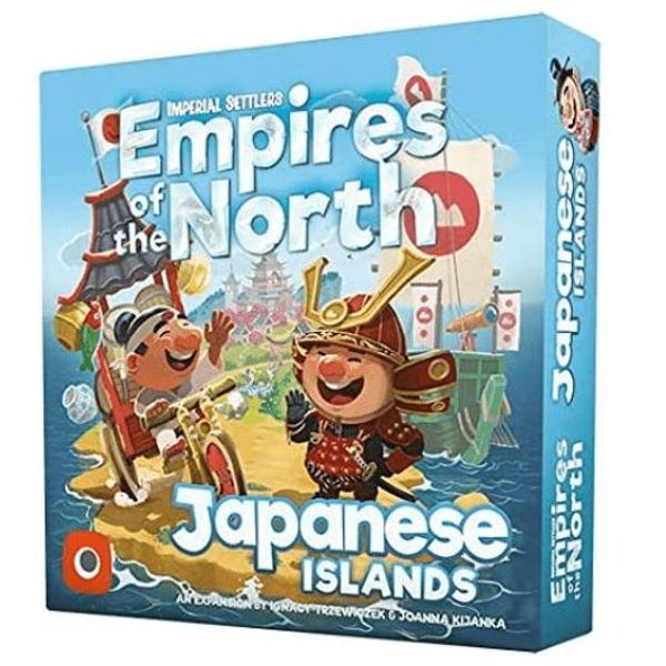 Imperial Settlers Empires of the North Japanese Islands