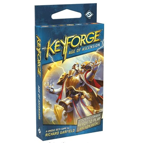 Keyforge: Age of Ascension Deck