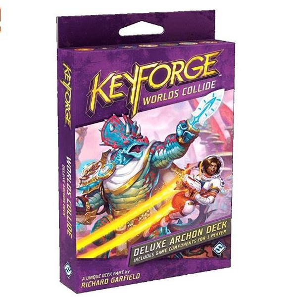 Keyforge: World Collide Deluxe