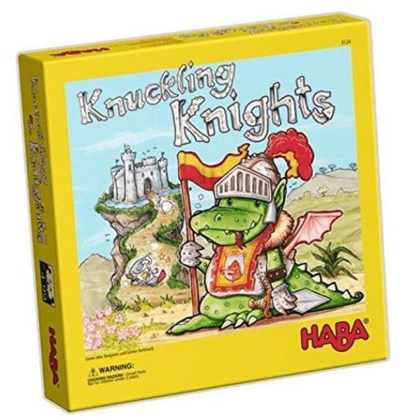 Knuckling Knights