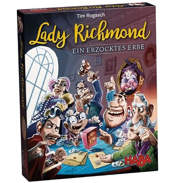 Lady Richmond