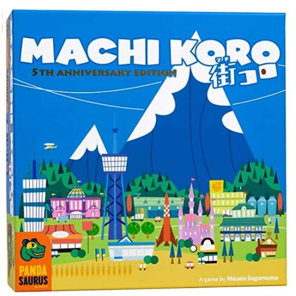 Machi Koro: 5th Anniversary Edition