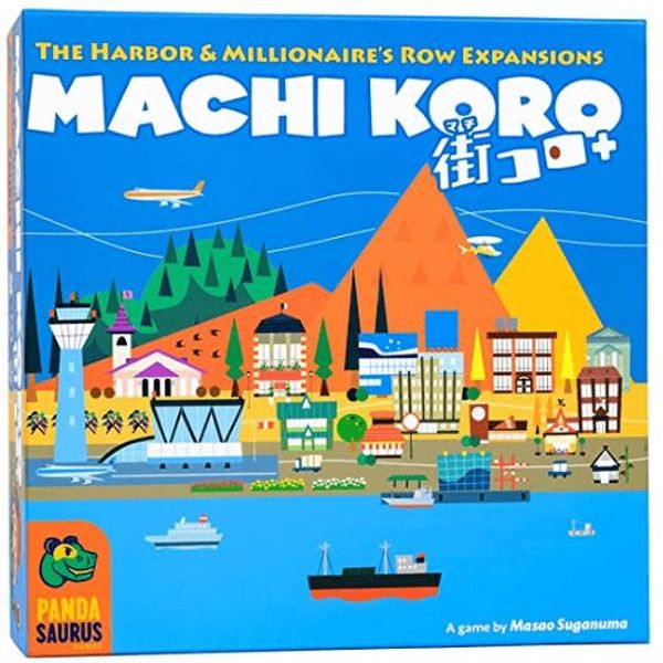 Machi Koro: 5th Anniversary Edition Expansions