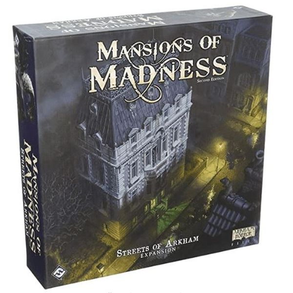 Mansions of Madness: Streets of Arkham