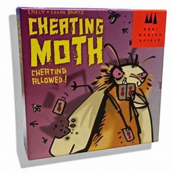 Mogel Motte (Cheating Moth) - English Edition