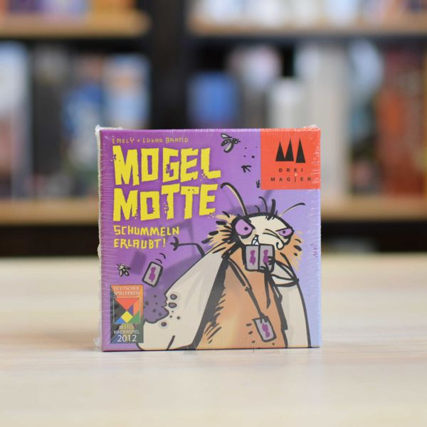 Mogel Motte (Cheating Moth) - German Edition