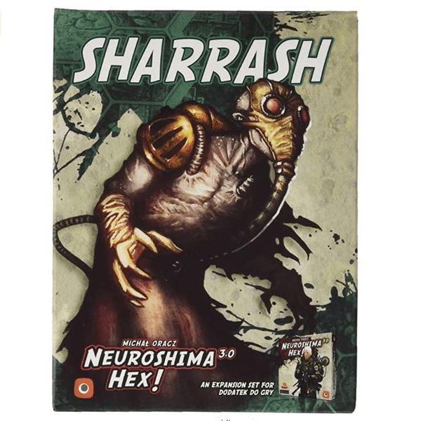 Neuroshima Hex! 3.0: Sharrash