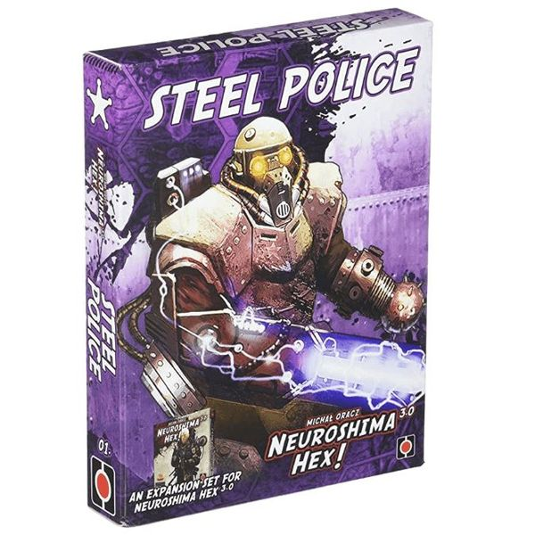Neuroshima Hex! 3.0: Steel Police