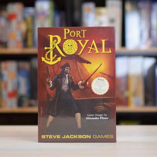 Port Royal - Steve Jackson Games