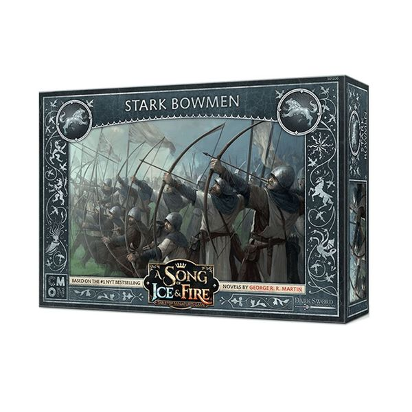 A Song of Ice & Fire: Tabletop Miniatures Game – Stark Bowmen Expansion