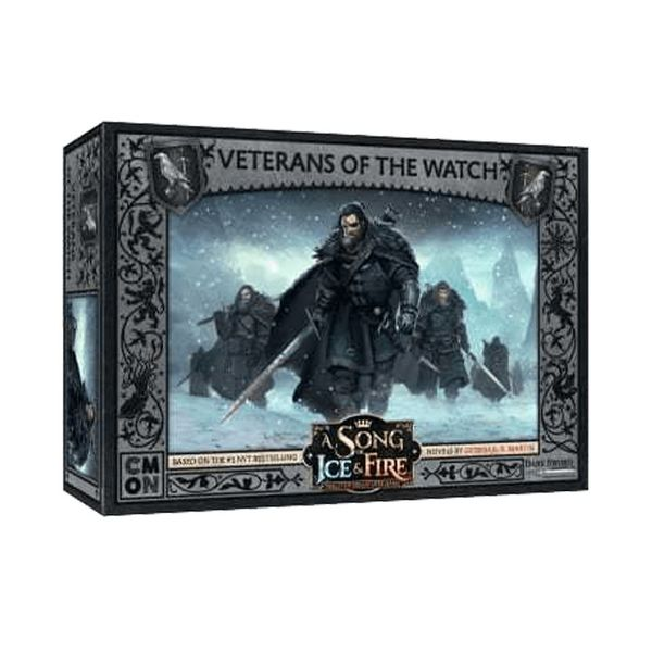 A Song of Ice & Fire: Tabletop Miniatures Game – Veterans of the Watch Expansion