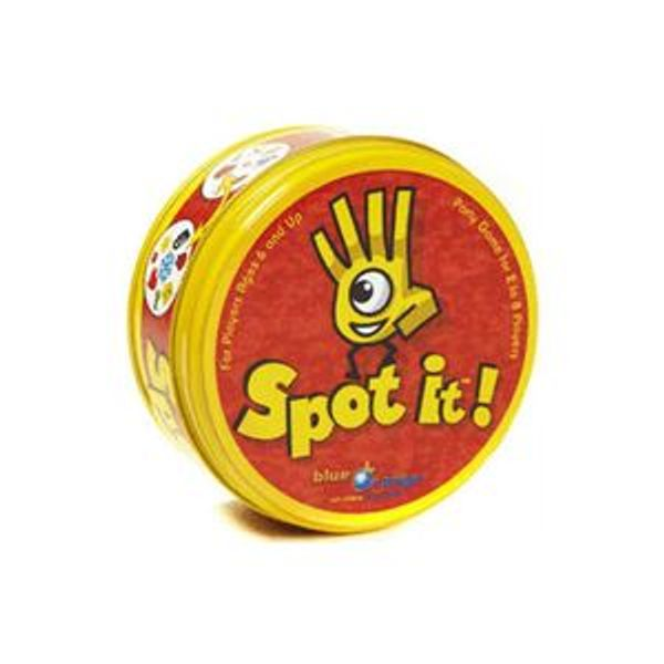 Spot it! 5 Year Anniversary - Tin Box