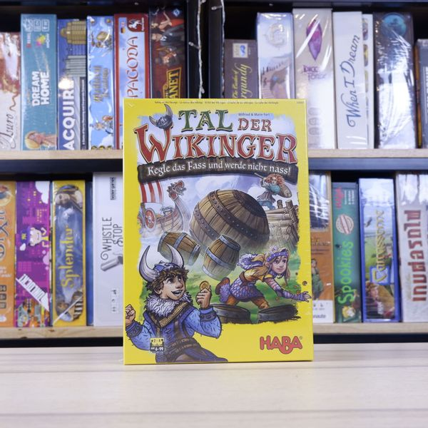 Valley of the Vikings (Tal der Wikinger) - German Edition